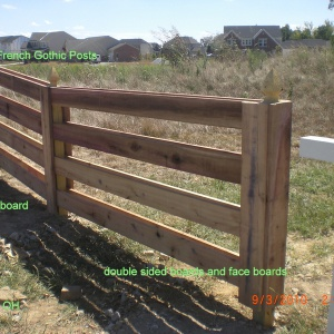 Aluminum-Wood-Chainlink-Fence-4-board-double-sided-3