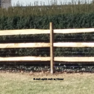 Aluminum-Wood-Chainlink-Fence-split-rail-3