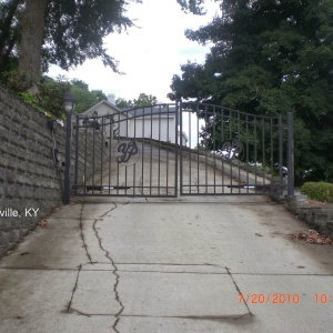 Royal-Arch-Automatic-Gate-Maysville-Ohio