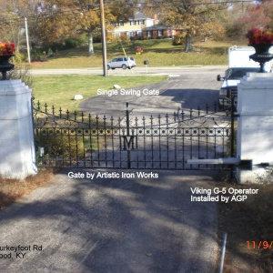 Coventy-Automatic-Gate-Viking-Gate-Accessories-Edgewood-Kentucky