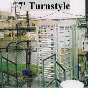 7ft-Turnstyle-Access