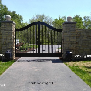 Residential-Royal-Arch-Gate-Germantown-Ohio