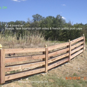 Aluminum-Wood-Chainlink-Fence-4-board-double-sided-1